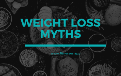 The truth about WEIGHT LOSS MYTHS in 3 minutes