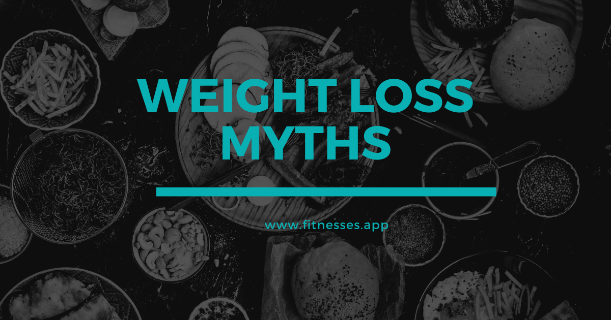 The truth about FITNESS MYTHS in 3 minutes